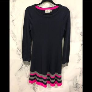 Eliza J Longsleeve Sweater Dress Small